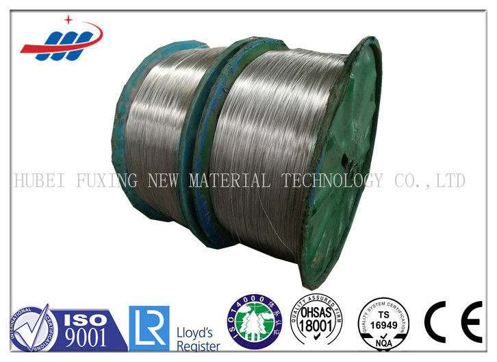 Professional Soldering Galvanized Wire Non - Alloy , Cold Drawn Carbon Steel