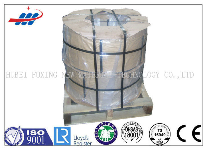 Bright Galvanized Steel Core Wire , Galvanized Binding Wire Rod High Tensile Strength