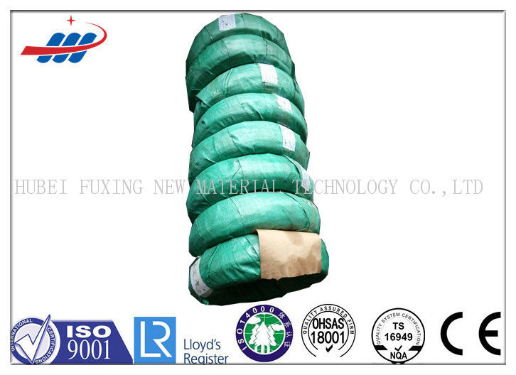 Industrial Galvanized Steel Wire 1520-1720MPA For Binging , OEM Service